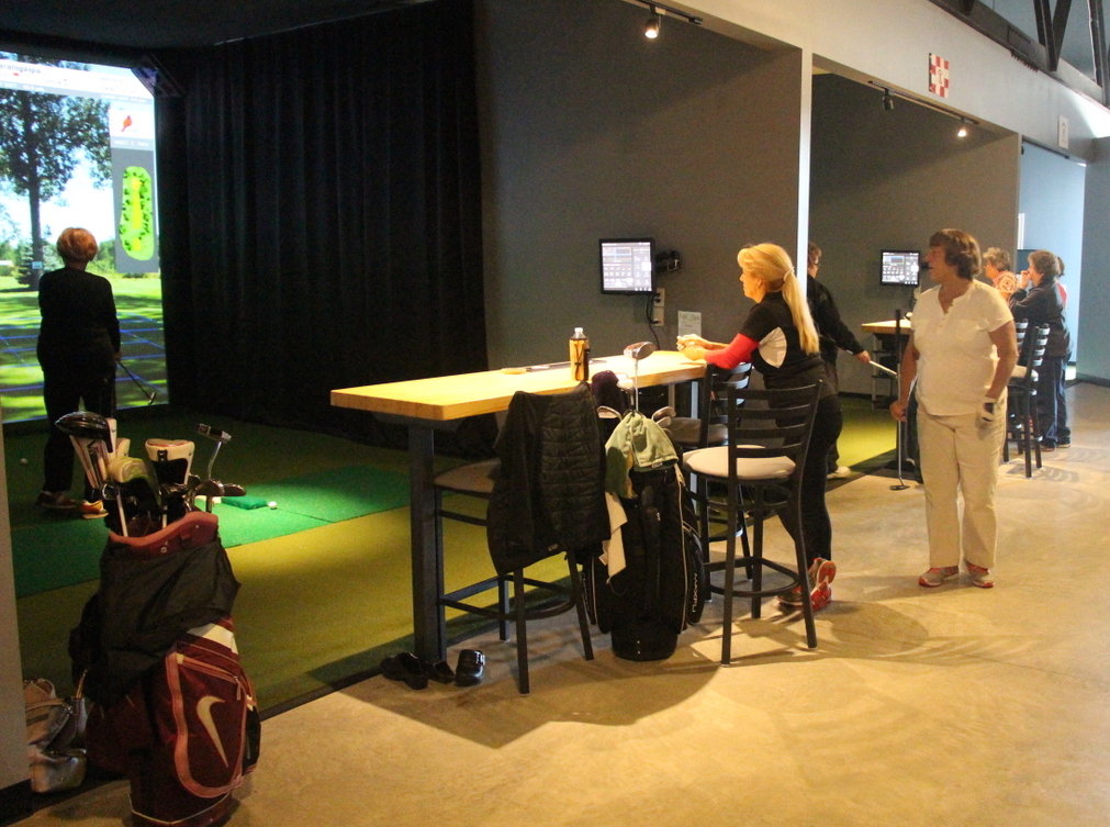 NexGen Indoor Golf League