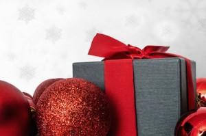 golfer christmas gift card