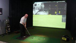 BodiTrak Weight Mat at NexGen Indoor Golf Center