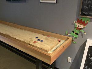 NexGen shuffleboard